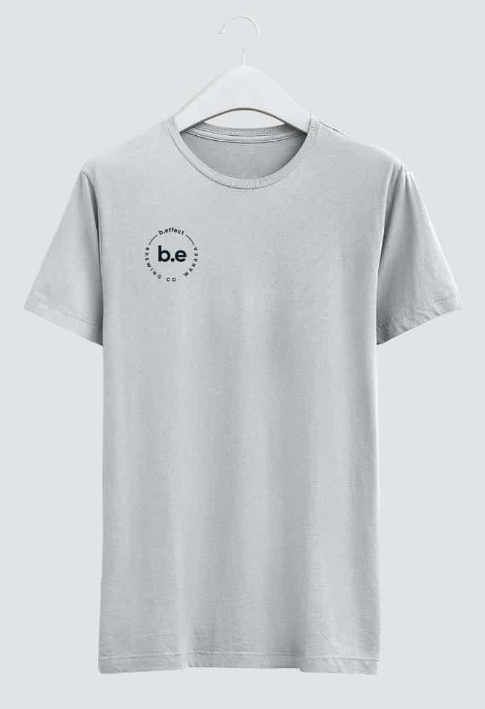 b.effect grey mens tshirt
